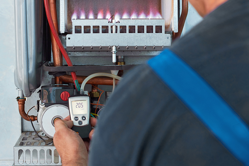 Gas Boiler Service Cost in Bolton Greater Manchester